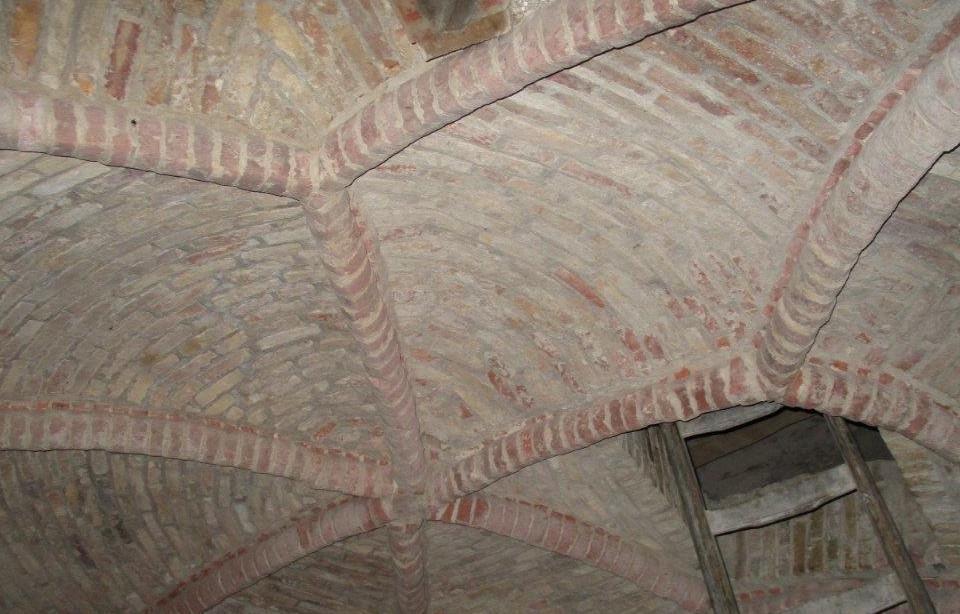 Gewelven/ plafonds